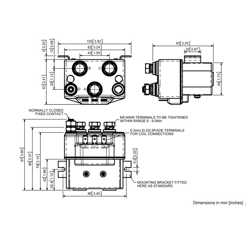 Wiring Diagram For Reversing A Dc Motor